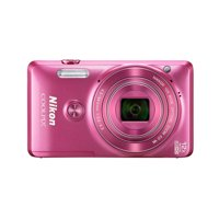 Nikon COOLPIX S6900 Digital Camera with 16 Megapixels and 12x Optical Zoom