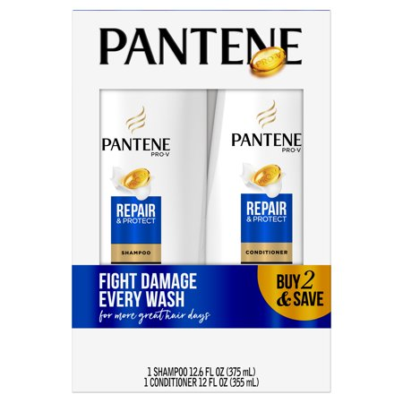 Pantene Pro-V Repair & Protect Shampoo and Conditioner