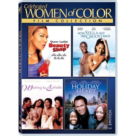 Celebrated Women Of Color Film Collection  Volume 2   Beauty Shop   How Stella Got Her Groove Back   Waiting To Exhale   Holiday Heart