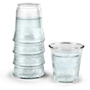 Fred & Friends Carafe and Glass Set