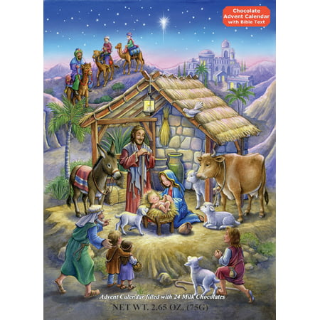 Peaceful Prince Chocolate Advent Calendar