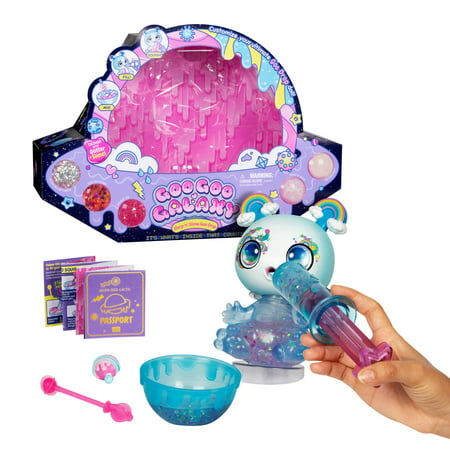 "Goo Goo Galaxy 8"" Doll Slurp and Slime Bowie Beamheart: Feed, Fill & Refill Doll"