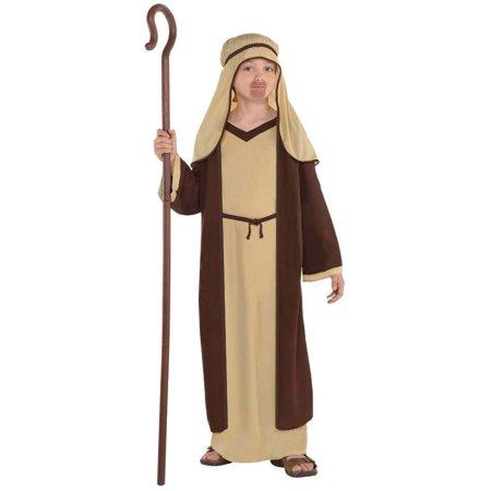 Joseph Boys Child Religious Shepherd Christmas Nativity Scene (Children's Shepherd Costume Pattern)