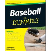 Baseball For Dummies - eBook