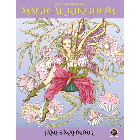 Fairy Colouring Book: Fairy Colouring Book: An Adult Coloring Book with 40 Assorted Pictures of Elves, Princesses, Mermaids, Fairies, Imps, and Their Mysterious Homes (Paperback) (Fairy Princess Outfits For Adults)