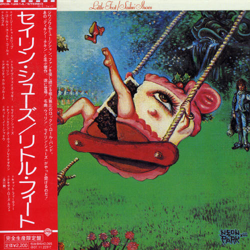 Little Feat - Sailin' Shoes [CD]