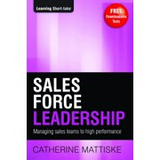 Sales Force Leadership - eBook