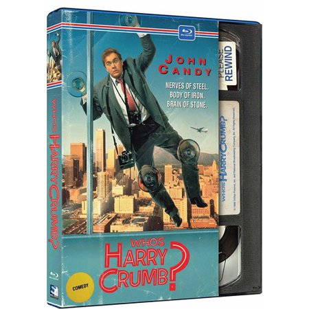 Who's Harry Crumb? (Blu-ray) (John Candy)