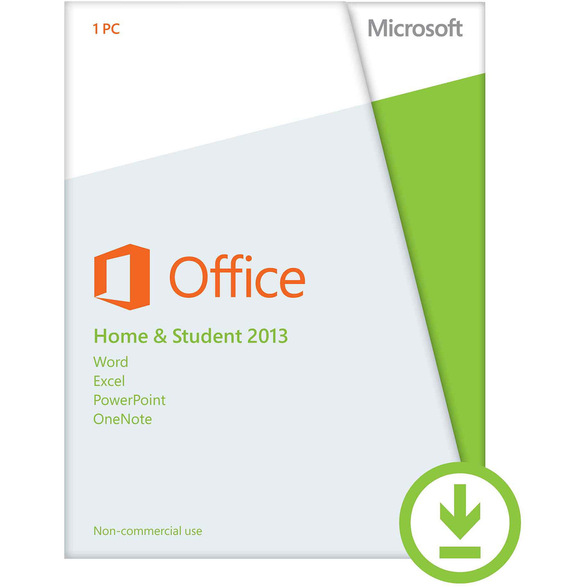 Microsoft Office Home & Student 2013 - 1 PC  (Download)