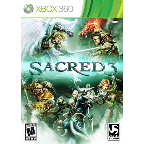 Sacred 3 (Xbox 360) - Pre-Owned