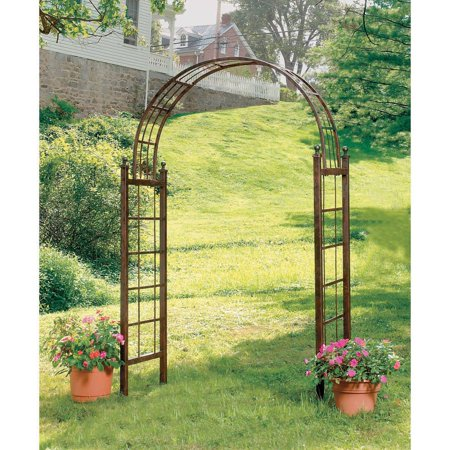 Deer Park Steel Lattice Arch, Natural
