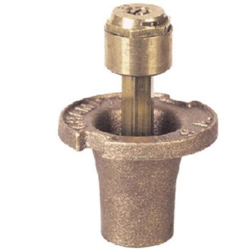 CHAMPION IRRIG DIV ARROWHEAD BRASS 1.5-Inch Quarter-Circle Pop-Up Sprinkler Head