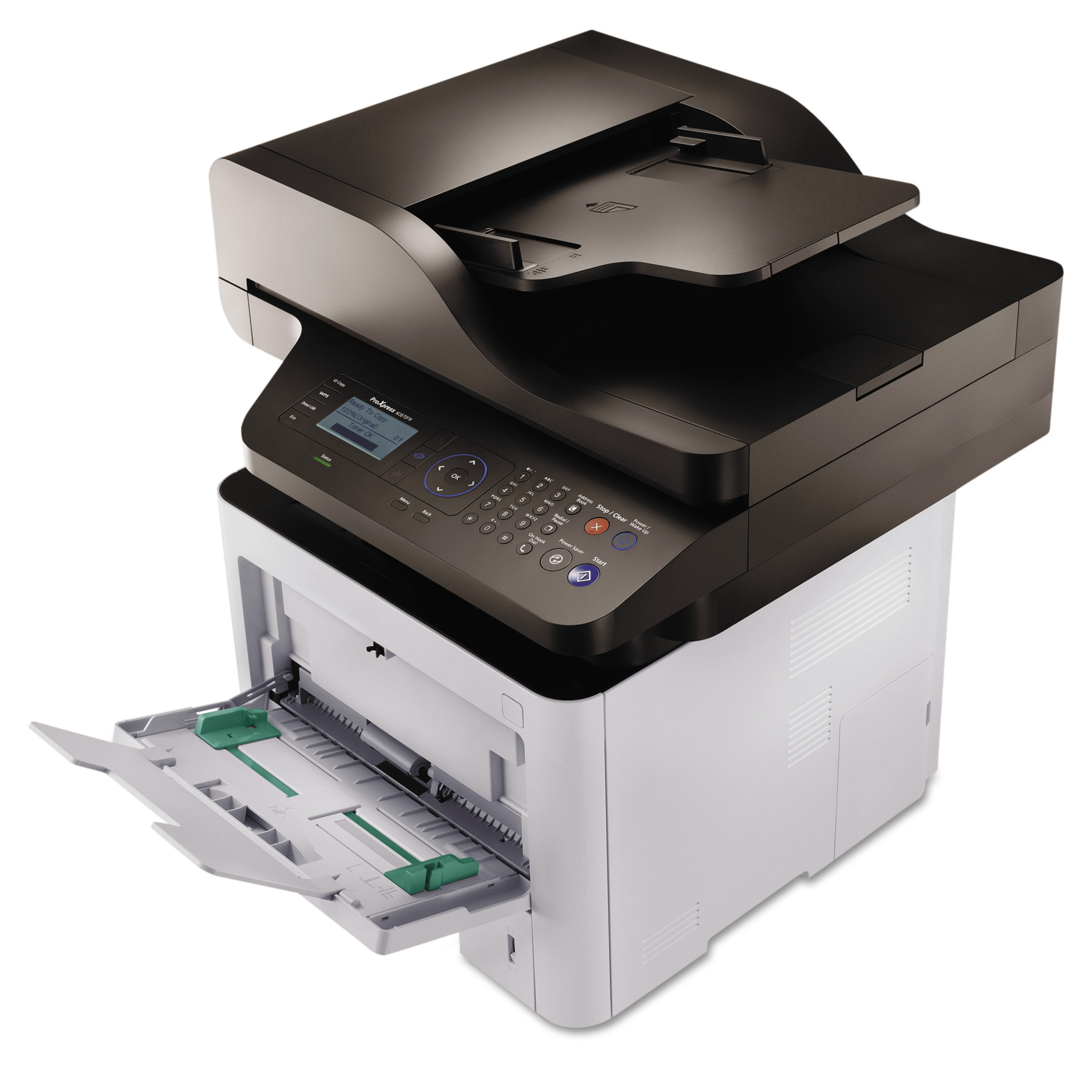 Samsung ProXpress M3870FW Wireless Multifunction Laser Printer, Copy Fax Print Scan by Samsung