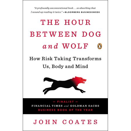 The Hour Between Dog and Wolf : How Risk Taking Transforms Us, Body and (Risk Taking In Business In Hope Of Reward)