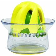 Best Chef'n juicers - Chef'n 102-569-145 2-in-1 Yellow Citrus Juicer/Reamer with 2 Review
