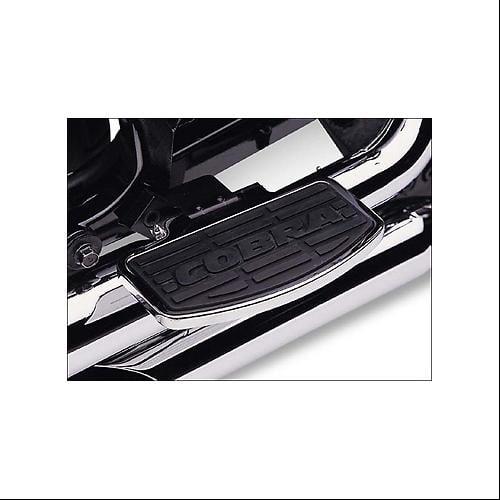 Cobra Classic Rear Floorboard Kit Fits 99-09 Yamaha V Star 1100 XVS1100 Custom