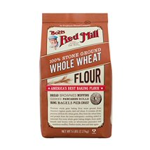 Flours & Meals: Bob's Red Mill Whole Wheat Flour
