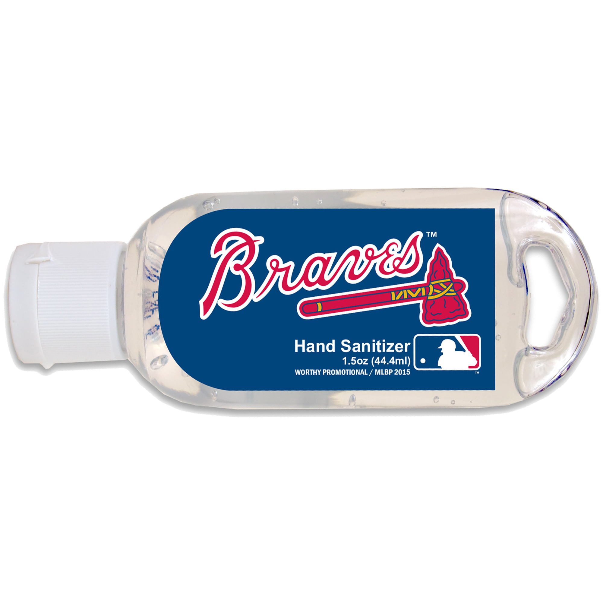 Atlanta Braves Hand Sanitizer Gel - No Size