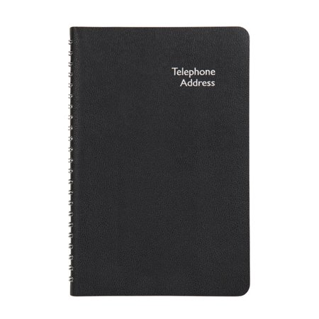 Office Depot Large Print Pajco Telephone/Address Book, 3 3/8in. x 8 3/8, N20108340