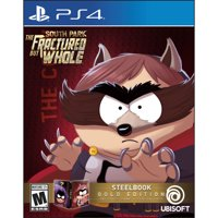 South Park: The Fractured But Whole Gold Edition, Ubisoft, PlayStation 4, 887256022716