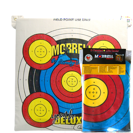 Morrell 117-Rc Youth Deluxe Gx Field Point Archery Target REPLACEMENT COVER thumbnail