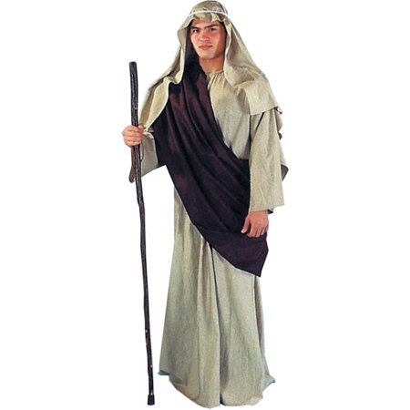 Shepherd Adult Costume, Size: Men's - One Size](Sheperd Costume)