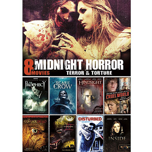 Midnight Horror Collection, Vol. 10: The Prophecy / Inside / Hindsight / Cruel World / Howling IV: The Original Nightmare / The Gingerdead Man / Scarecrow / Disturbed