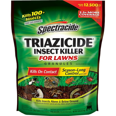 Spectracide Triazicide Insect Killer For Lawns Granules, -