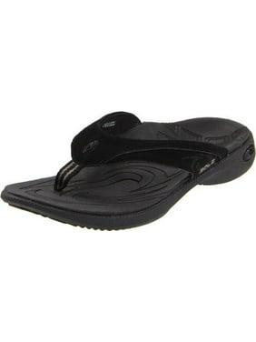 SOLE Sport Flip Flops - Women - Raven