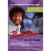 Bob Ross Joy of Painting: Waterfalls Collection (DVD)