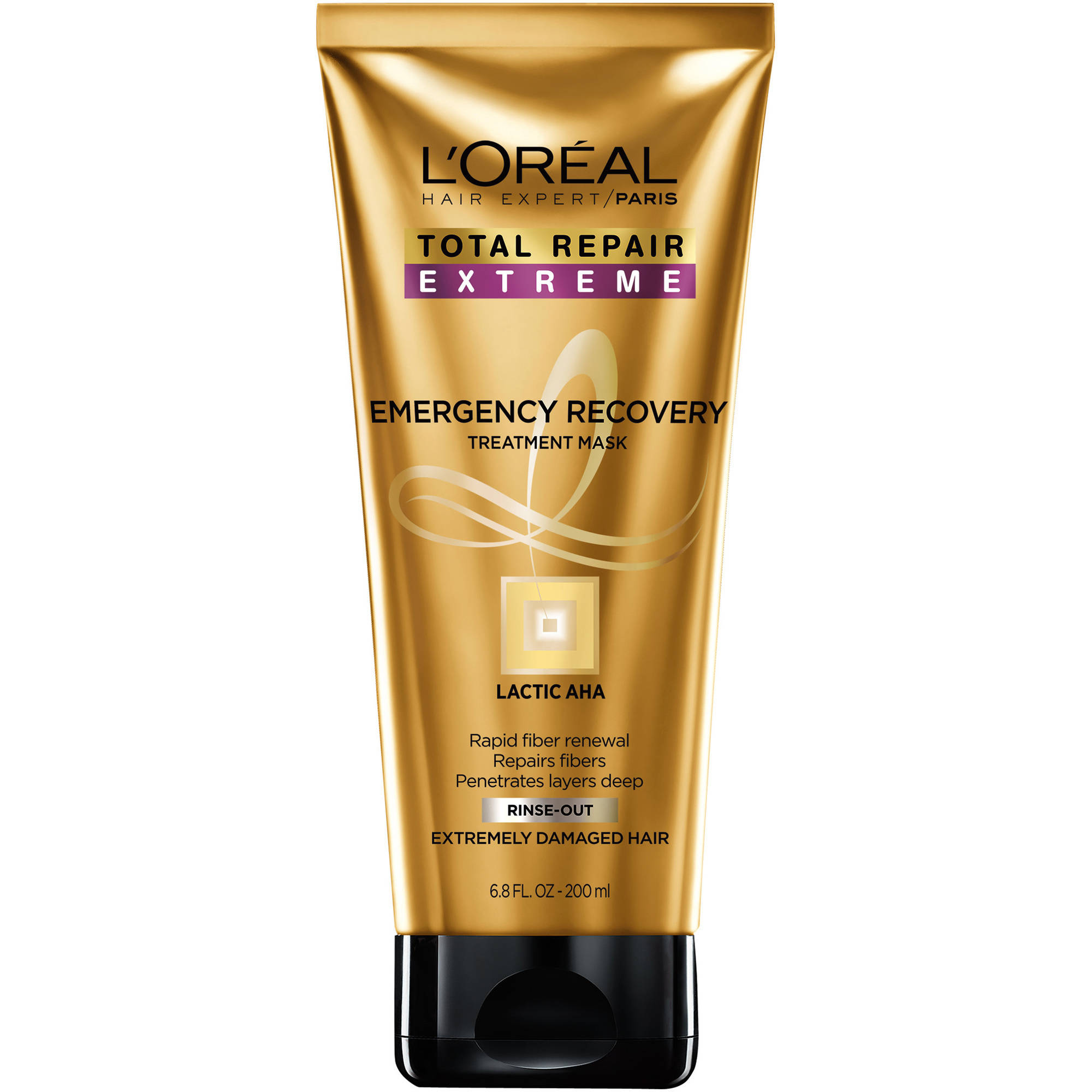 L'Oreal Paris Advanced Haircare Total Repair Extreme Emergency Recovery Mask, 6.8 oz
