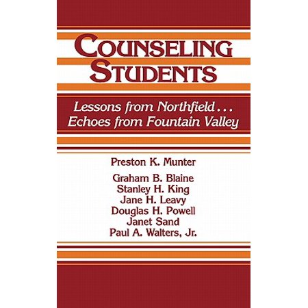 Counseling Students : Lessons from Northfield . . . Echoes from Fountain Valley - Fountain Valley Halloween