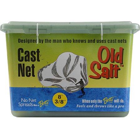 Betts 8Pm Old Salt Mono Cast Net
