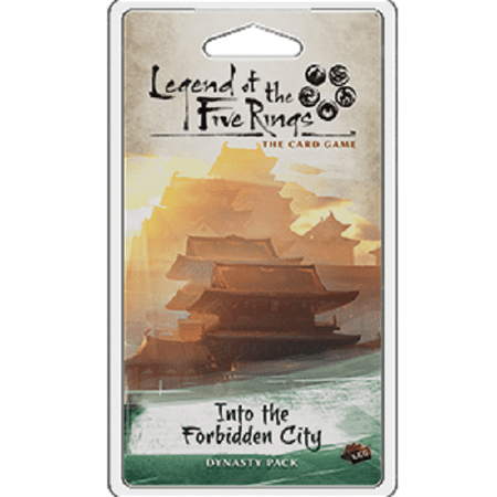 Legend of the Five Rings: The Card Game - Into the Forbidden (Legend Of The Five Rings Card List)