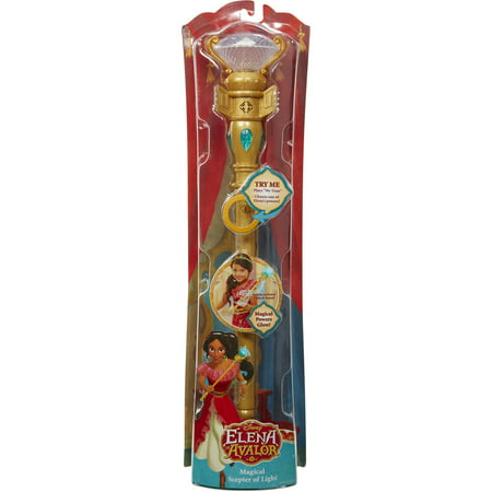 Disney Princess Elena of Avalor Magical Scepter of Light