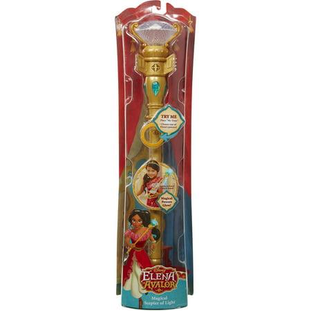Disney Princess Elena Of Avalor Magical Scepter Of Light