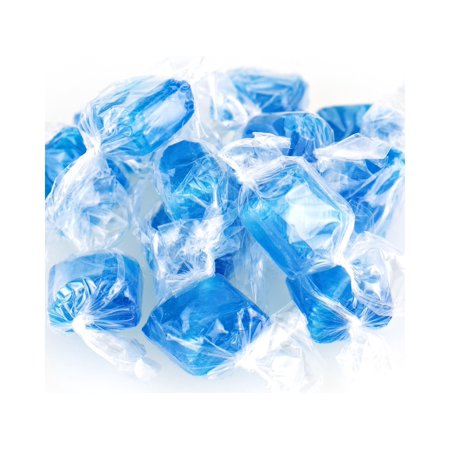 Bulk Hard Candy (Ice Blue Mints Peppermint Mints bulk wrapped hard candy 1)