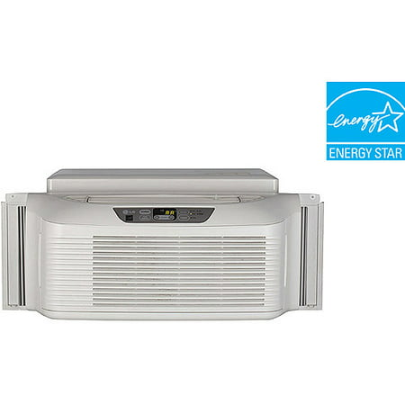 Energy star 6000 btu low profile window air conditioner for 15 width window air conditioner