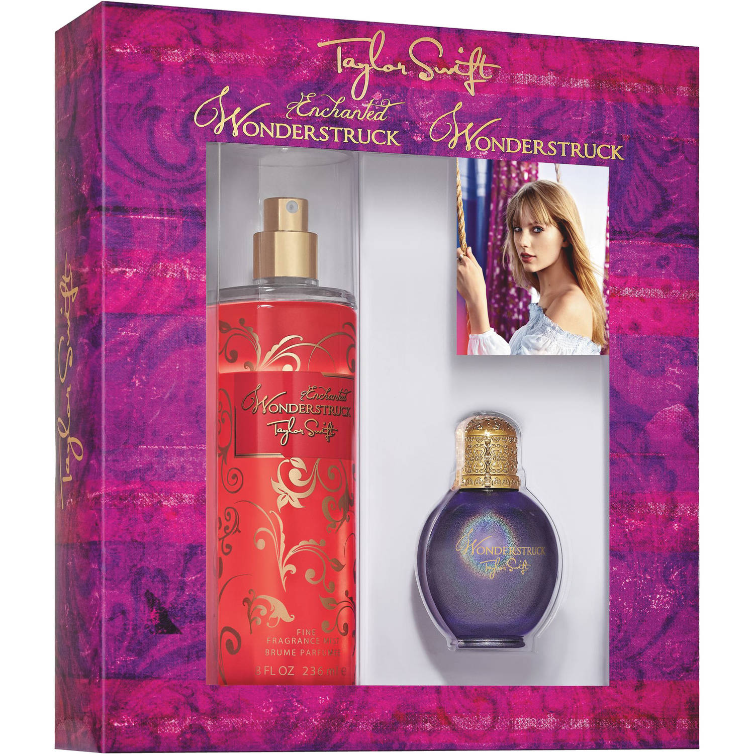 Taylor Swift Wonderstruck Fragrance Gift Set, 2 pc