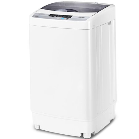 Costway 1.6 Cu Ft Portable Washing Machine Spin Compact