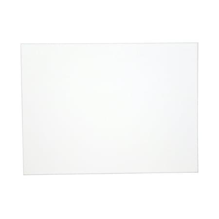 Sax Genuine Canvas Panel  White  16   X 20