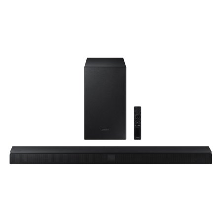 Samsung 2.1 Ch Soundbar with 290W with Wireless Sub - Black (HW-T50M)