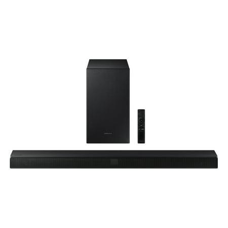 Samsung 2.1 Ch Soundbar with 290W with Wireless Sub - Black (HW-T50M)