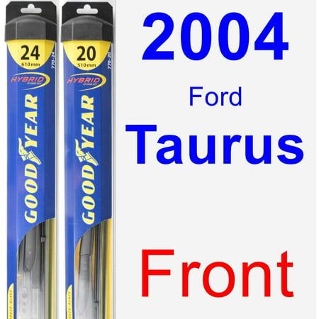 ford taurus 2004 windshield wipers