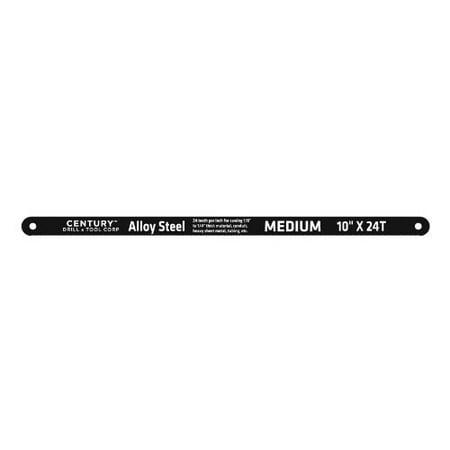 Century Drill and Tool Hacksaw Blade (Set of 7)