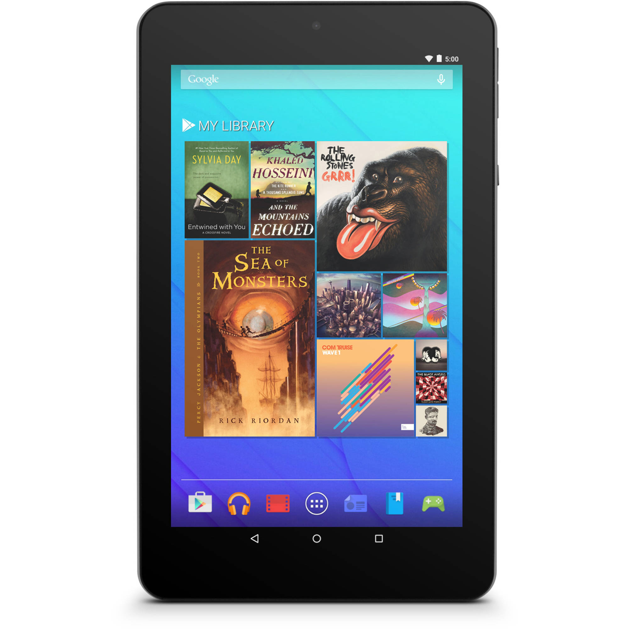 """Ematic 7"""" 16GB Tablet Android 6.0 (Marshmallow)"""