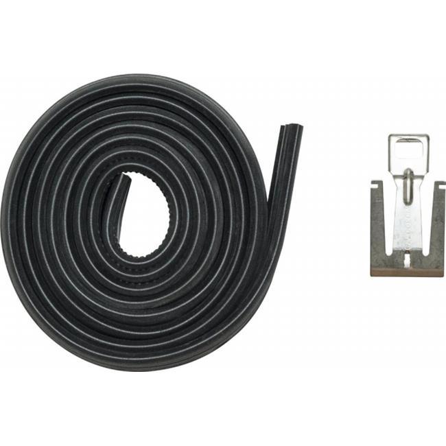 UpStart Components Brand Compatible with W10542314 Door Seal W10542314 Dishwasher Door Gasket Replacement for Whirlpool DU1055XTSS2 Dishwasher