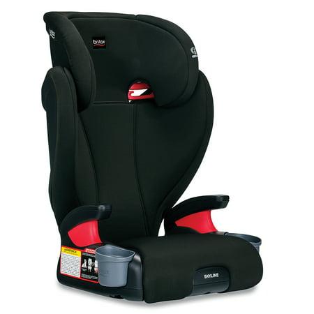 Britax® Skyline™ High Back Belt-Positioning Booster Seat, (Britax Parkway Sgl Belt Positioning Booster Car Seat)