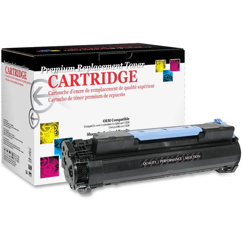 West Point, WPP200099P, Replacement Canon 106 Toner Cartridge, 1 Each