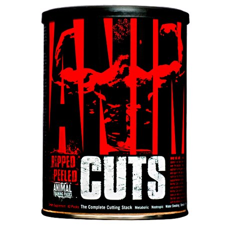 Universal Nutrition Animal Animal Cuts, 42 - Universal Nutrition Animal Pak